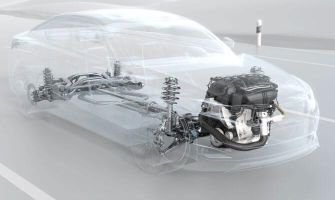 animation 3d automobile
