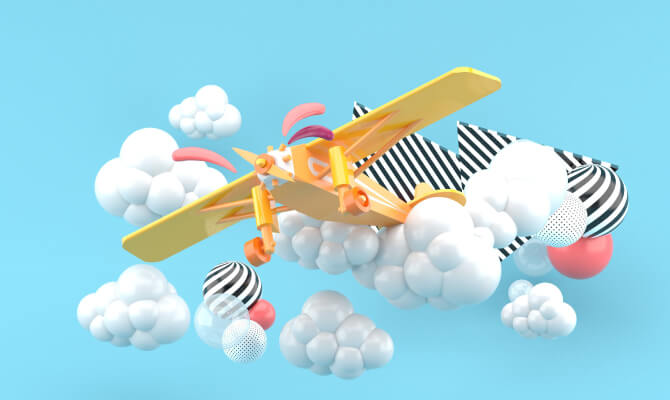animation 3d motion design