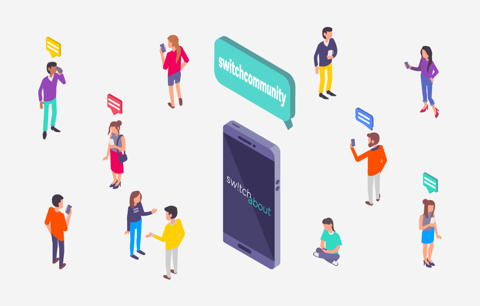 video motion design switchcommunity